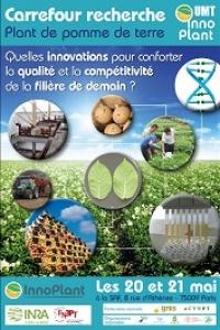 Affiche Carrefour Recherche Pomme de terre