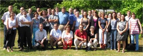 photo de groupe de la réunion annuelle InnoPlant