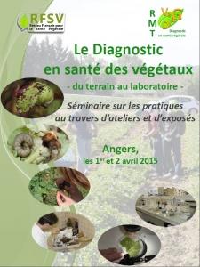affiche séminaire diagnostic phytosanitaire avril 2015
